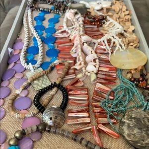 Jewelry - Beach Bundle! 🐚🌴🌸🐬 17 Pieces